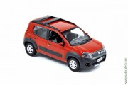 Fiat Uno WAY 2010 Red