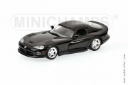 Dodge Viper coupe 1993 black (Minichamps)