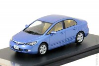 Honda Civic 2006 blue