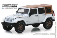 JEEP Wrangler 4x4 Unlimited Golden Eagle 2018 white