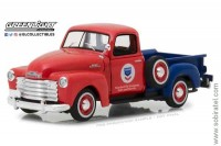 Chevrolet 3100 pickup Standard Oil 1953, Greenlight 1:43