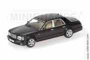 Bentley Arnage T 2003 black