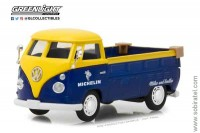 Volkswagen T1 pickup Michelin Tires 1960, Greenlight 1:43
