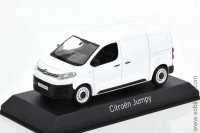 Citroen Jumpy Van 2016 white, Norev 1:43
