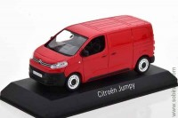 Citroen Jumpy Van 2016 red, Norev 1:43