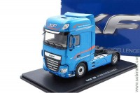 седельный тягач DAF XF530 Pure Excellence 2018 blue, Eligor 1:43