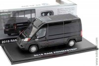 RAM ProMaster 2500 Cargo High Roof 2018 brilliant black, GreenLight 1:43