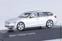 BMW 3 Series (F31) Touring silver, 1:43 Paragon