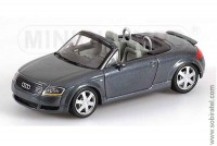 Audi TT Roadster 1999 Grey metallic 1:43 Minichamps