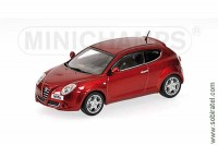 Alfa Romeo MiTo 2008 red metallic