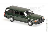 Volvo 240 GL Break 1986 Dark green 1:43 Maxichamps