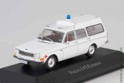 Volvo 145 Express ambulance, 1:43 Atlas