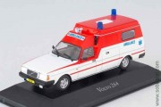 Volvo 264 ambulance, 1:43 Atlas