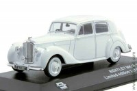 Bentley MK VI 1950 white (PremiumX)