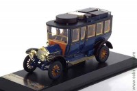 Mercedes-Benz Simplex 60 PS Touring Limousine 1903 dark blue (PremiumX)