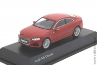 Audi A5 Coupe 2016 tango red, 1:43 Spark