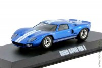 Ford GT40 1966 blue из к/ф Fast & Furious Fast Five Форсаж V (GreenLight 1:43)
