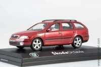 Skoda Octavia Combi 2004 (red flamenco metallic)