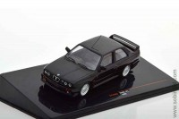 BMW M3 Sport Evolution (E30) 1990 black (iXO 1:43)