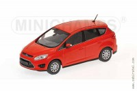 Ford C-Max Compact 2010 red