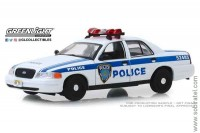 Ford Crown Victoria Port Authority of New York & New Jersey Police 2003 (GreenLight 1:43)