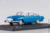 Tatra 603 (первая серия) 1970 blue/white (WB)