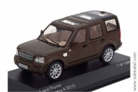 Land Rover Discovery 4 2010, 1:43 WhiteBox