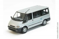 Ford Transit Bus 2000 silver