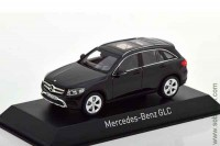 Mercedes-Benz GLC (X253) 2015 black (Norev)