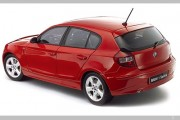 BMW 120i red (Kyosho, 1:18)